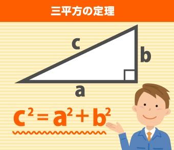 3平方の定理