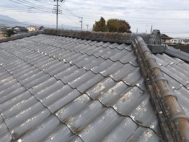 屋根葺き替え セキスイかわらU