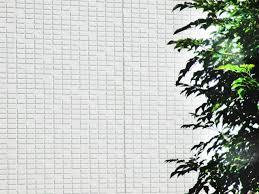完成した外壁