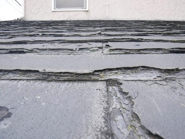 群馬県高崎市で屋根を見てほしいと言われたら、パミールだった!