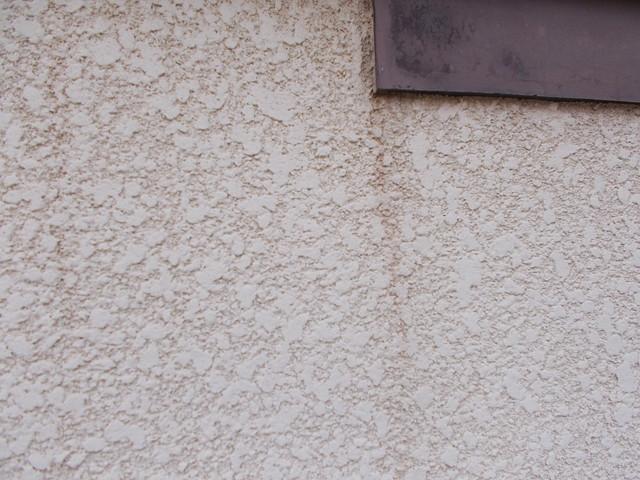 モルタル外壁シリコン塗装