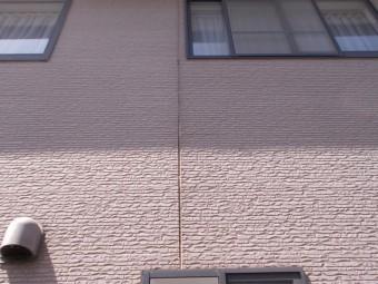 外壁シーリング打ち換え