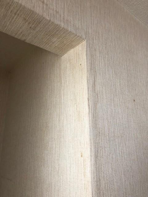 壁の雨染み
