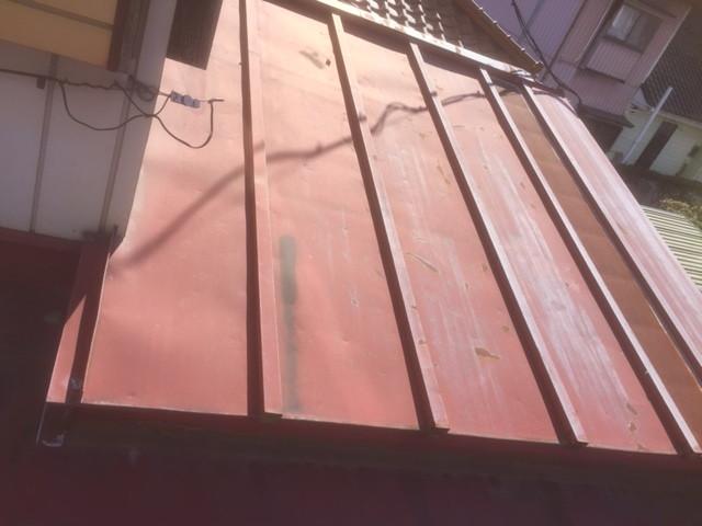 屋根張り替え