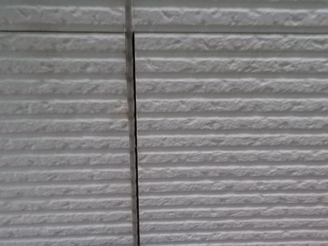 外壁シーリングの隙間