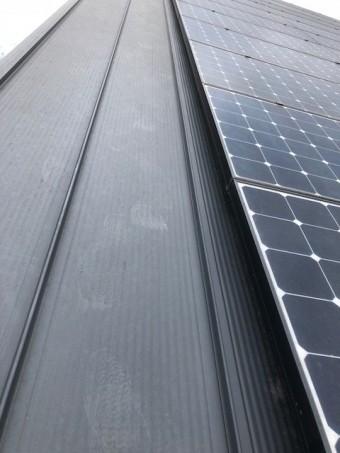ソーラーパネル鳥害対策