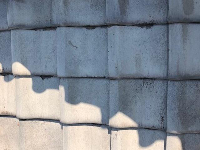 瓦屋根雨漏り修理