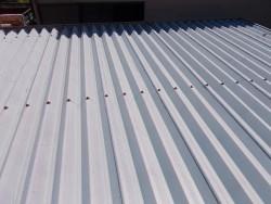カーポート屋根塗装