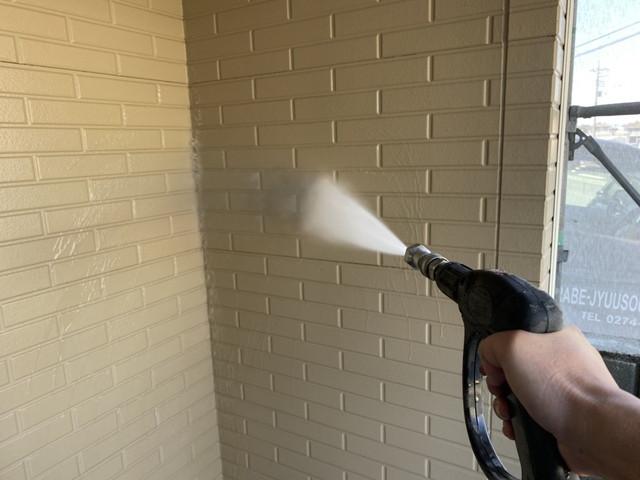 埼玉県児玉郡上里町でアクセントを加えた外壁塗装を施工しました