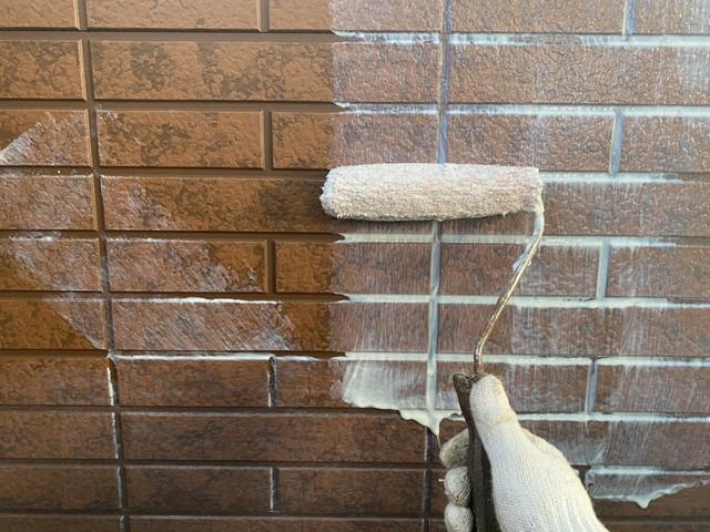 外壁塗装 WBアート 模様