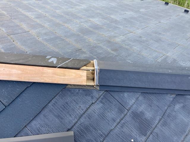 屋根 雨漏り工事
