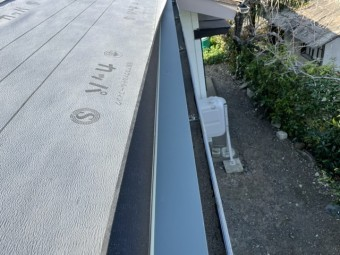 横暖ルーフS 屋根葺き替え