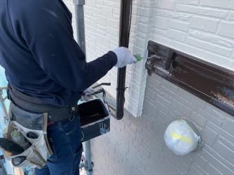 外壁塗装 帯板