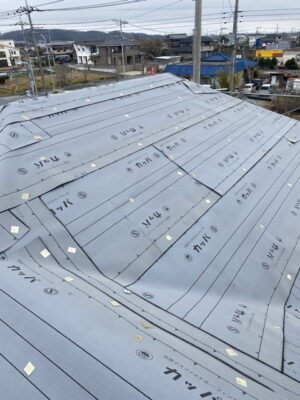 屋根 リフォーム カバー工法