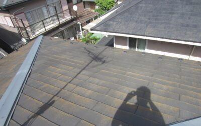 コロニアル 屋根診断