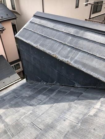 スレート屋根張り替え