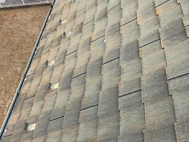 カラーベスト屋根カバー工法