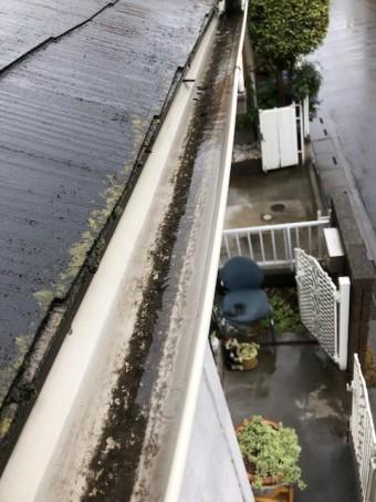 雨樋保険修理