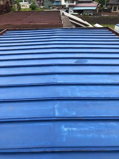 トタン屋根張り替え工事