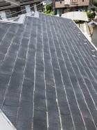 コロニアル屋根カバー工法