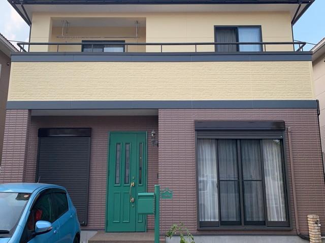 外壁遮熱塗料