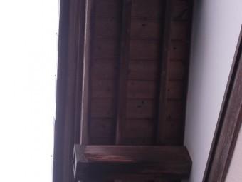 化粧軒天木部用塗料