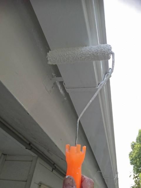 雨樋塗り替えセラMレタン